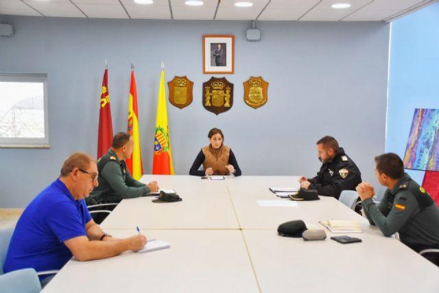 Junta Extraordinaria Urgente de Seguridad de Archena (coronavirus) - 1, Foto 1