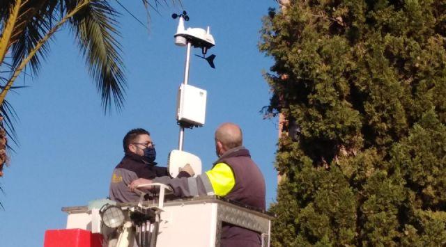 Alcantarilla amplía su red de equipos para medir la calidad del aire y el ruido en el municipio - 1, Foto 1
