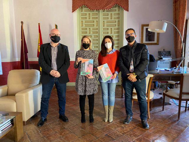 D´Genes se reúne con representantes municipales de Cehegín, a quienes presenta los principales proyectos de la asociación para 2021 - 1, Foto 1