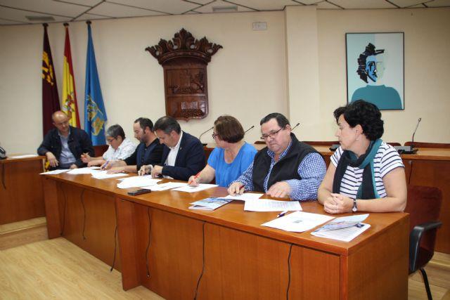 El Ayuntamiento renueva el convenio de colaboración con las asociaciones de las pedanías, Foto 2