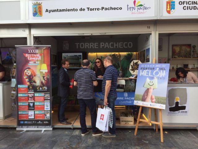 El Ayuntamiento de Torre Pacheco participa en la III Muestra de Turismo Regional - 1, Foto 1