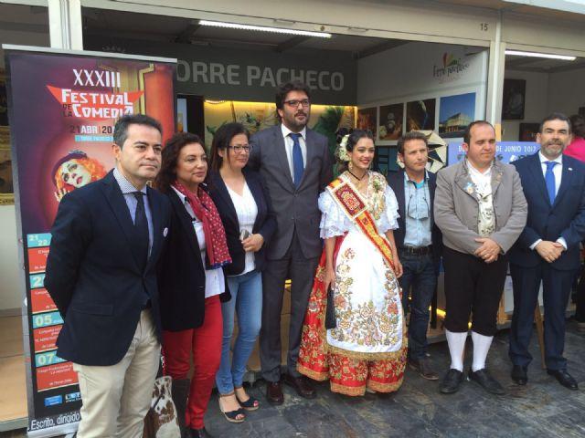 El Ayuntamiento de Torre Pacheco participa en la III Muestra de Turismo Regional - 2, Foto 2