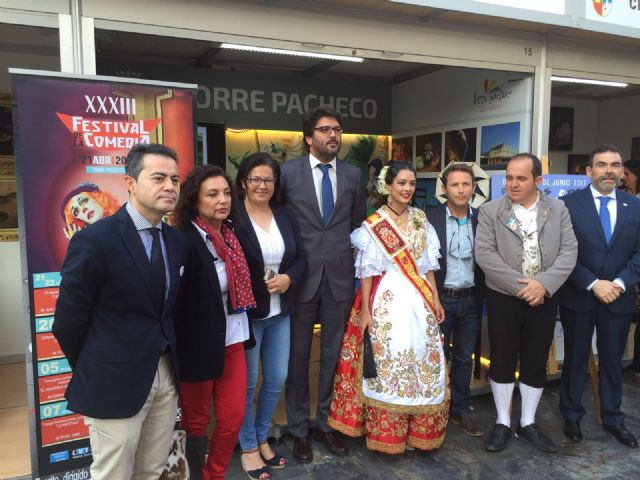 El Ayuntamiento de Torre Pacheco participa en la III Muestra de Turismo Regional - 3, Foto 3
