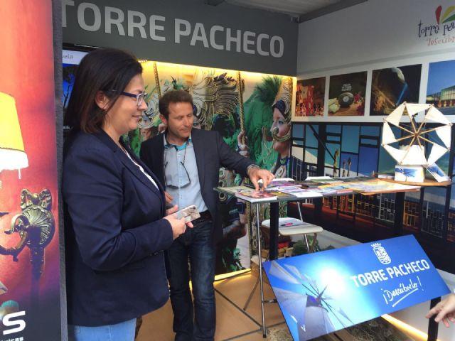 El Ayuntamiento de Torre Pacheco participa en la III Muestra de Turismo Regional - 4, Foto 4