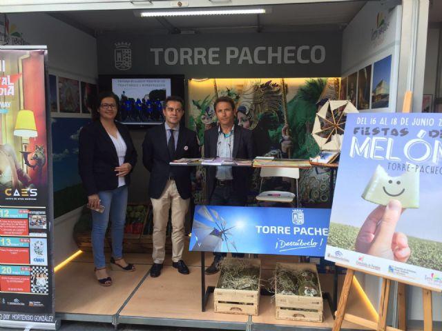 El Ayuntamiento de Torre Pacheco participa en la III Muestra de Turismo Regional - 5, Foto 5