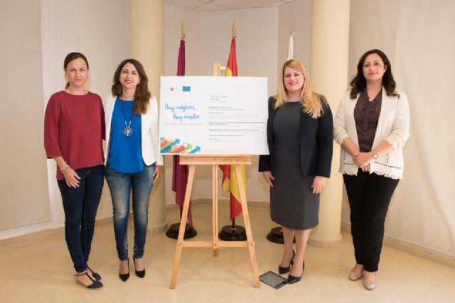 Mazarrón hace oficial su adhesión al manifiesto por la igualdad de oportunidades  entre hombres y mujeres, Foto 2