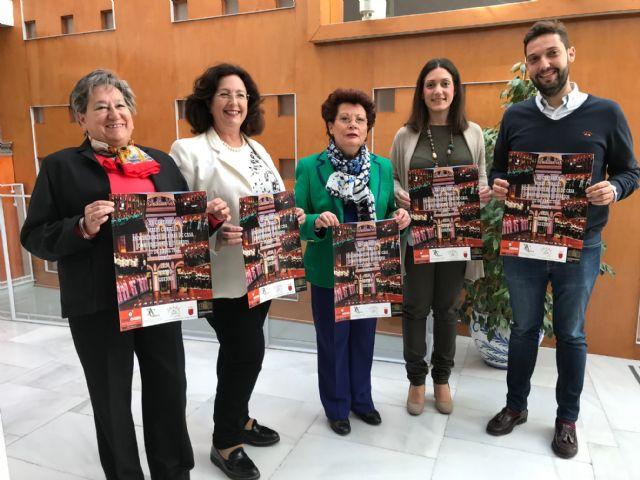 El Teatro Guerra acogerá el domingo el XX Certamen de Masas Corales Asociaciones de Amas de Casa, Consumidores y Usuarios que reunirá a más de 350 personas de 11 municipios de la Región - 1, Foto 1
