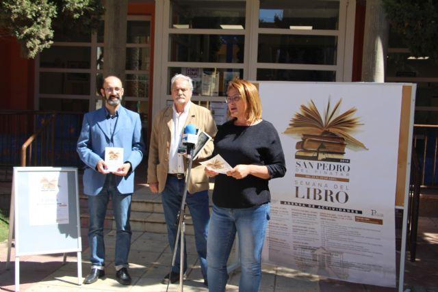 San Pedro del Pinatar programa decenas de actividades para conmemorar el Día del Libro 2018 - 1, Foto 1