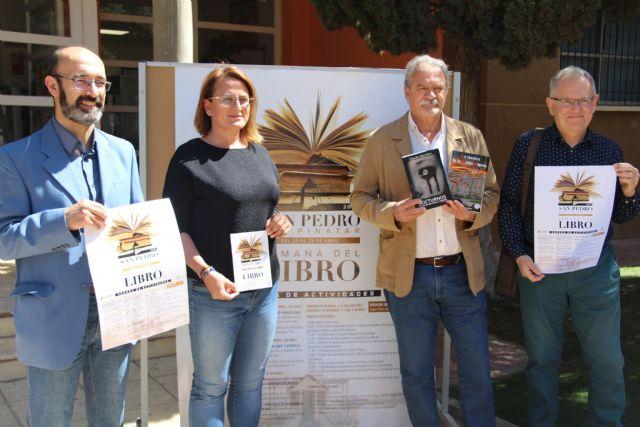 San Pedro del Pinatar programa decenas de actividades para conmemorar el Día del Libro 2018 - 2, Foto 2