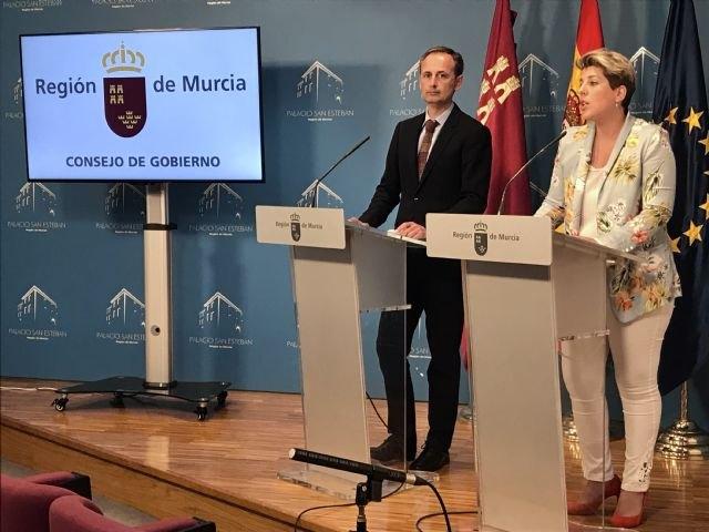 4,9 millones para el servicio público de autobús en Murcia y su área metropolitana y entre el Valle de Ricote y la costa - 1, Foto 1