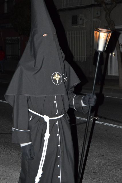 La procesión del Silencio vuelve un año más a marcar la solemnidad del Miércoles Santo torreño - 2, Foto 2
