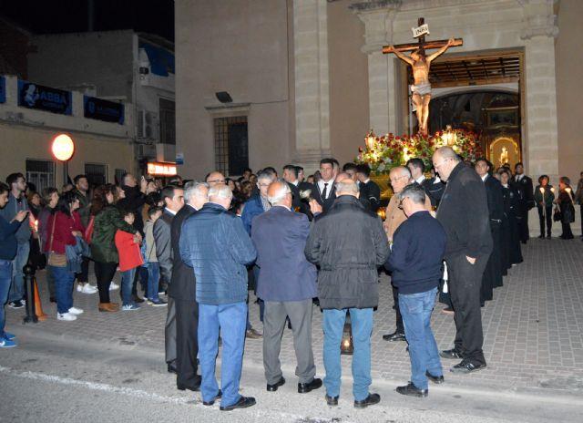 La procesión del Silencio vuelve un año más a marcar la solemnidad del Miércoles Santo torreño - 3, Foto 3