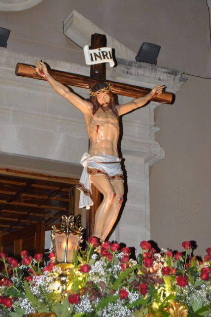 La procesión del Silencio vuelve un año más a marcar la solemnidad del Miércoles Santo torreño - 4, Foto 4
