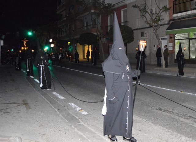 La procesión del Silencio vuelve un año más a marcar la solemnidad del Miércoles Santo torreño - 5, Foto 5