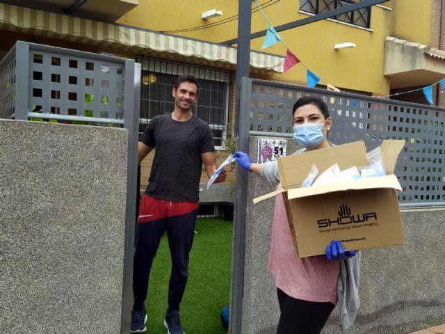 El Ayuntamiento inicia el reparto domiciliario de 5.000 paquetes con material de protección - 2, Foto 2