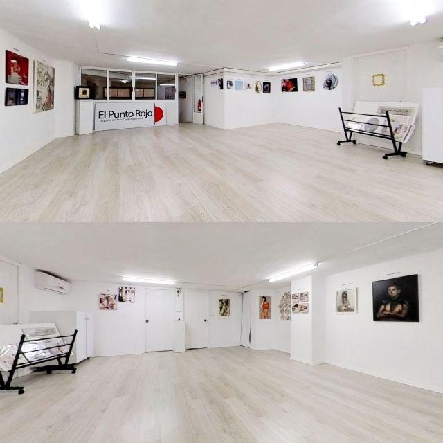 The totanera Sofía Martínez reinvents her art galleries in Murcia during confinement