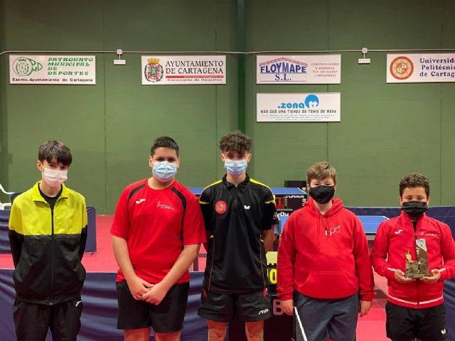 Resultados del Framusa Totana TM en el I Open Regional, Foto 3