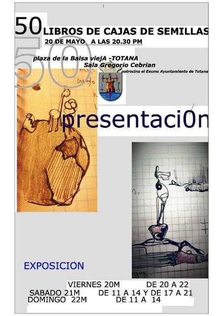 """La sala de exposiciones """"Gregorio Cebri�n"""" acoge la exposici�n """"50 libros de Caja de Semillas"""", Foto 1"""