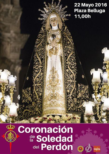 La Cofradia Del Perdon Celebra Su 120 Aniversario Con La Coronacion