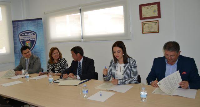 San Pedro, San Javier y Los Alcázares compartirán un monovolumen cedido por la DGT - 1, Foto 1