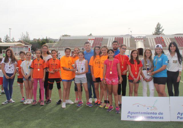 Puerto Lumbreras clausura los Juegos Deportivos Escolares - 1, Foto 1