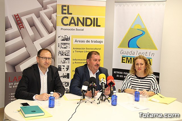 """El Candil"" assumes the management and dynamization of the premises of the Municipal Citizen Participation Center, Foto 1"