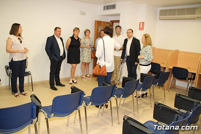 """El Candil"" assumes the management and dynamization of the premises of the Municipal Citizen Participation Center, Foto 2"