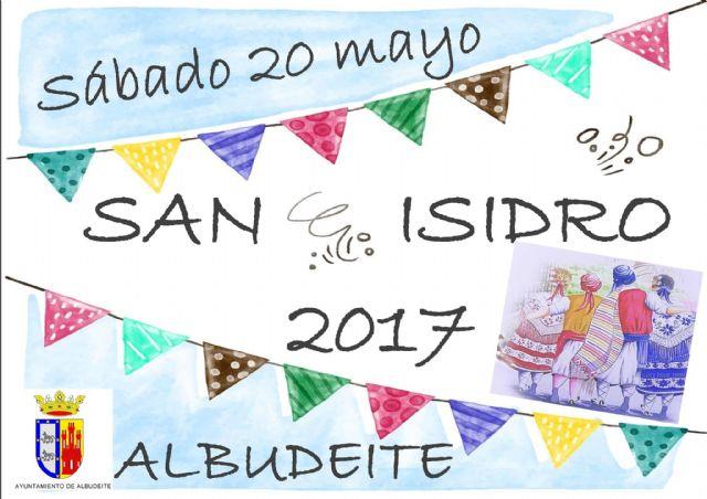 Albudeite vive este próximo fin de semana las Fiestas en Honor de San Isidro Labrado - 2, Foto 2