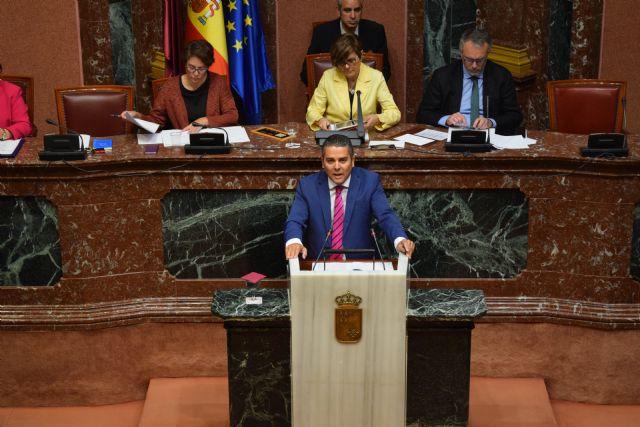 La Asamblea pide al Gobierno de España la creación de un Banco Público de Agua para paliar el déficit hídrico