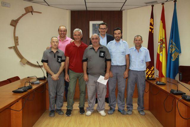 La brigada de Servicios cuenta con nuevos trabajadores, Foto 1