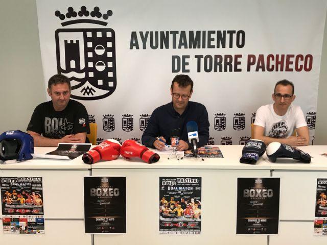 Doble jornada de deportes de combate en Torre Pacheco - 1, Foto 1