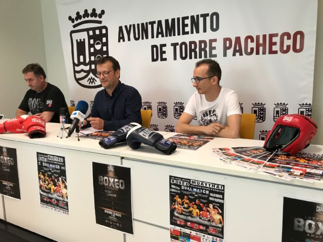 Doble jornada de deportes de combate en Torre Pacheco - 2, Foto 2