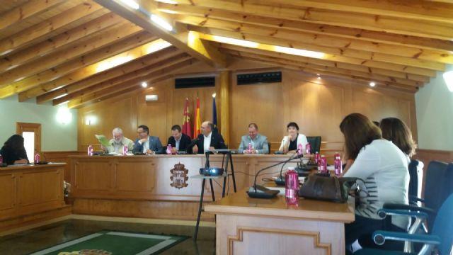 El alcalde de Pliego asume la presidencia de la Mancomunidad de Servicios Turísticos de Sierra Espuña - 2, Foto 2