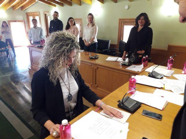 El alcalde de Pliego asume la presidencia de la Mancomunidad de Servicios Turísticos de Sierra Espuña - 3, Foto 3