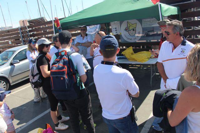 Comienza el primer taller de Navegando por la Vida - 2, Foto 2