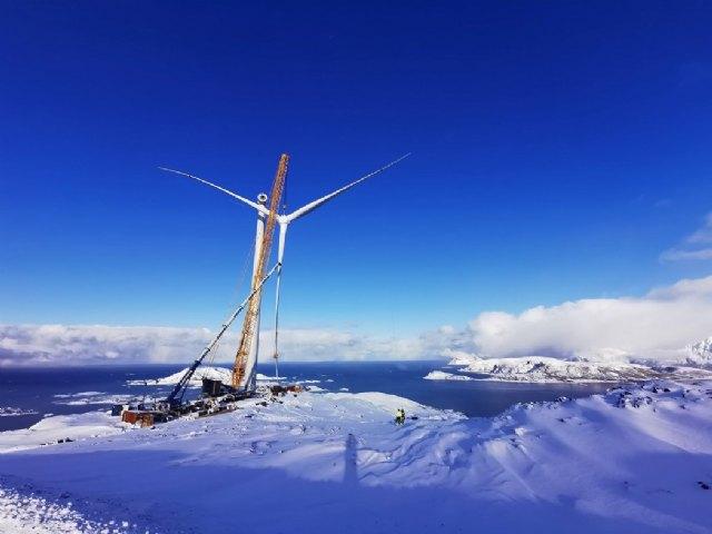 El sector eólico reinicia casi al 100% su actividad y se perfila como uno de los principales sectores para reactivar la economía cuando más se le necesita - 1, Foto 1