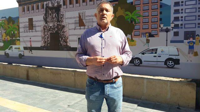 PP: La obsesión del alcalde del PSOE por cargarse el proyecto de mejora urbana de la plaza de San Vicente le ha costado ya a los lorquinos 100.000 euros - 1, Foto 1