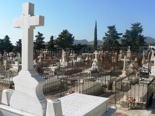 Este martes 19 se reabren los cementerios municipales de Mazarrón y Puerto, Foto 1