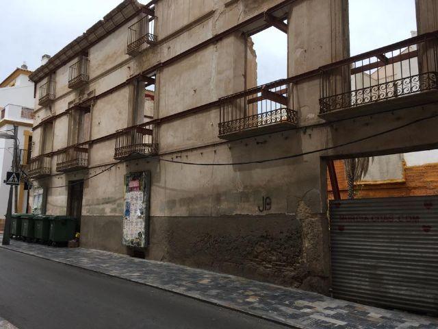 IU Lorca lleva a Pleno la reactivación de la política vivienda pública - 1, Foto 1