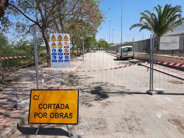 Comienza la renovación de la calle Francisco Teruel Sáez - 1, Foto 1