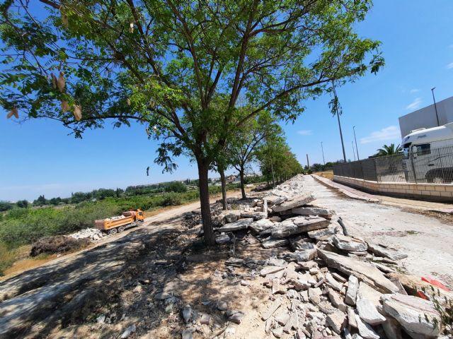 Comienza la renovación de la calle Francisco Teruel Sáez - 2, Foto 2