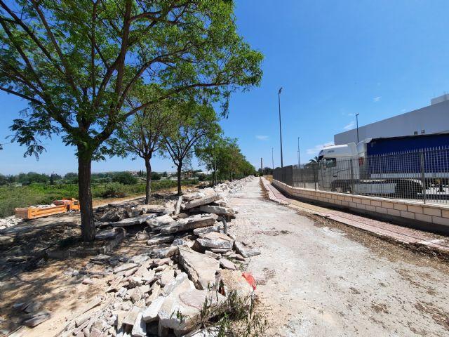 Comienza la renovación de la calle Francisco Teruel Sáez - 3, Foto 3