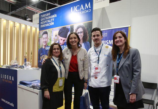 La UCAM promociona en Fitur el valor del talento y la formación - 1, Foto 1