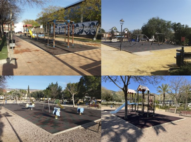 El Ayuntamiento cubrirá las áreas de juegos infantiles de parques y jardines a través del ´Plan sombra´ - 1, Foto 1