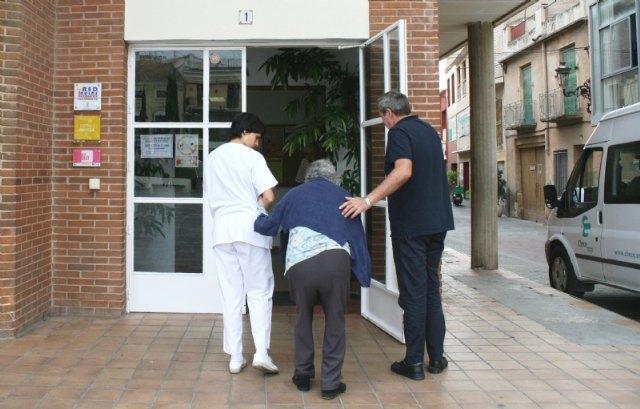 [Comienza el procedimiento para adjudicar la gestión del Servicio de Ayuda a Domicilio del Ayuntamiento de Totana