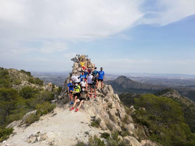 Este domingo, el Trail Running vuelve al trabajo en Ricote - 1, Foto 1