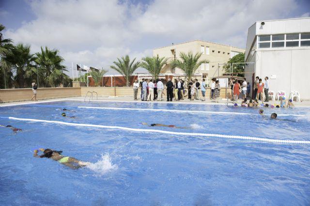 Los cursos de natación de verano se impartirán en la piscina del colegio siglo XXI - 1, Foto 1