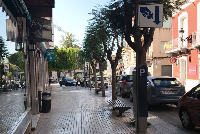 The best contract for works for the conditioning of sidewalks in Juan XXIII Street is awarded