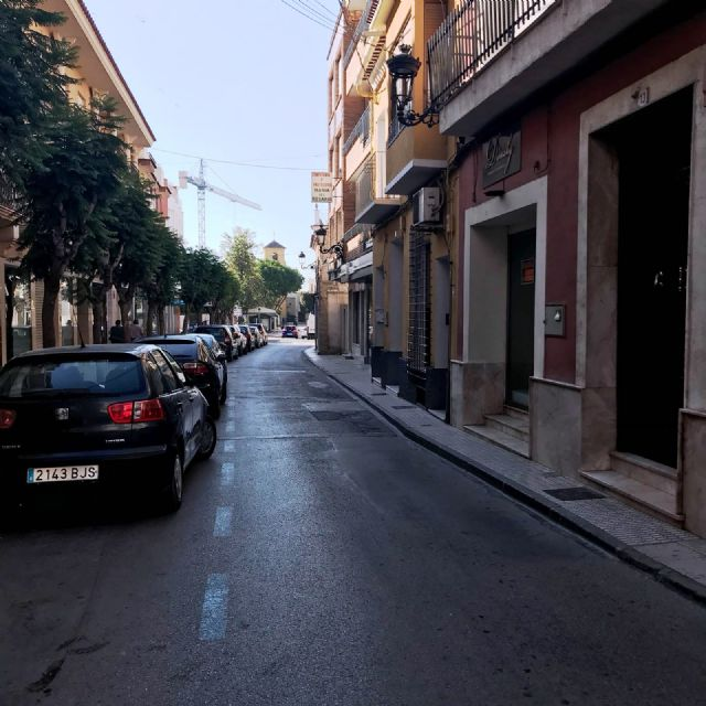 The best contract for works for the conditioning of sidewalks in Juan XXIII Street is awarded, Foto 2