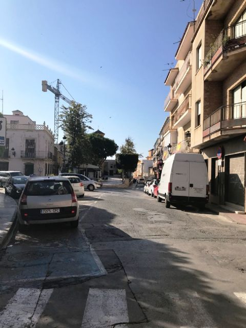 The best contract for works for the conditioning of sidewalks in Juan XXIII Street is awarded, Foto 3